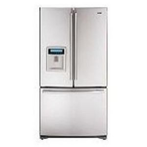 cu s getimage resistant refrigerator bottom ft active finger doors french elite freezer print shld door url kenmore