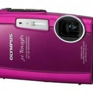 Olympus - Tough FE 3000 Digital Camera
