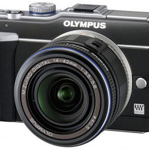 Olympus - PEN E-PL1 Digital Camera