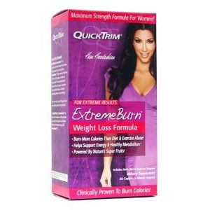 QuickTrim Extreme Burn Weight Loss Formula