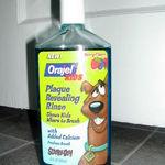 Orajel Kids Plaque Revealing Rinse Berry Flavor