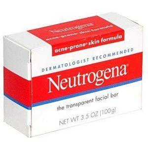 Neutrogena soap bar review