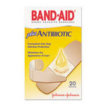 Band-Aid Antibiotic Bandages