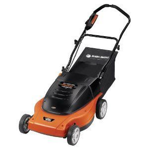 Black & Decker 19-inch Lawnhog Electric Mower