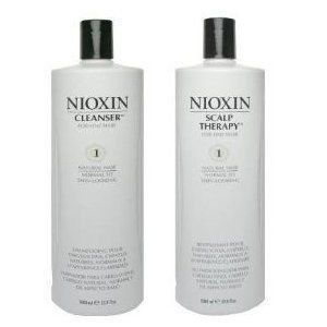Nioxin System 4 Shampoo and Scalp Therapy