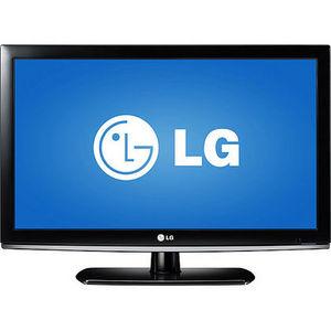 LG - 32-Inch 720p 60 Hz LCD HDTV