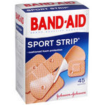Band-Aid Sport Strips