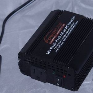 PowerLine - 300 Watt DC to AC Inverter