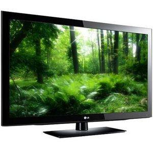 LG - 52-Inch 1080p 120Hz LCD HDTV
