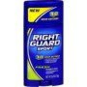 Right Guard Sport 3D Odor Defense Invisible Solid - Fresh