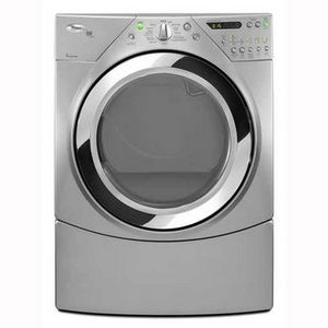 Whirlpool Duet 7.5 cu. ft. Steam Electric Dryer