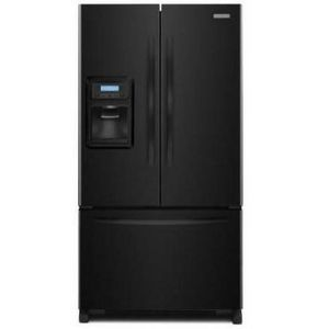 KitchenAid Architect Series II French Door Refrigerator KFIS25XVBL KFIS25XVWH