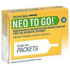 Neosporin Neo to Go Single Use Packets Reviews – Viewpoints com