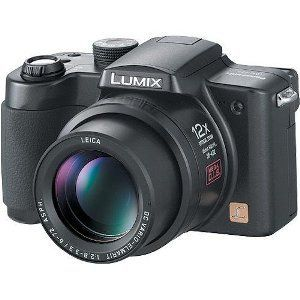Panasonic LUMIX Digital Camera DMC-FZ5