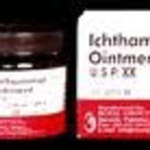 Ichthammol 10% USP Ointment
