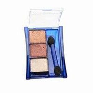 Maybelline Expertwear Eyeshadow Trios, Bronze Glitz Sold
