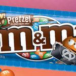 Mars - M&M's Pretzel