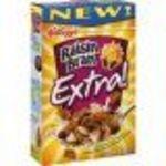 Kellogg's Raisin Bran Extra!