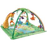 Fisher-Price Rainforest Melodies and Lights Deluxe Gym