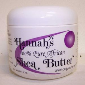 Hannah S 100 Pure African Shea Butter Reviews