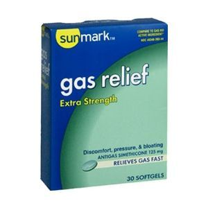 Sunmark Gas Relief - Extra Strength