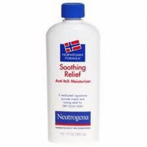Neutrogena Soothing Relief Anti-Itch Moisturizer