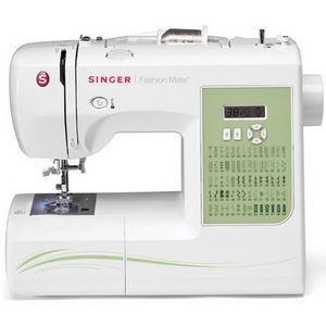 Singer Fashion Mate Electronic Sewing Machine