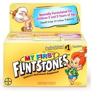 Flintstones My First Flintstones Chewable Vitamins