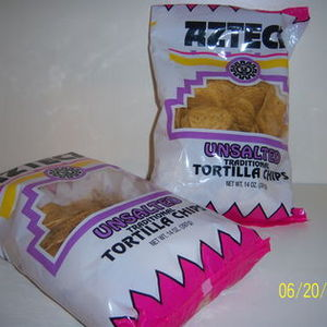 Azteca Foods - Unsalted Traditional Tortilla Chips
