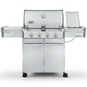 Weber Summit S-420 Natural Gas Grill
