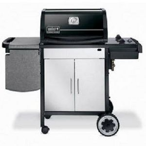 Weber Genesis Silver B Premium Propane Grill