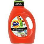 Tide plus Febreze Freshness Sport Liquid Laundry Detergent