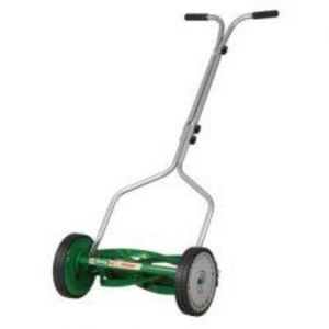 Scotts 14-inch Turf Reel Mower