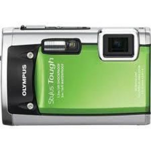 Olympus - Stylus Tough 6020 Digital Camera
