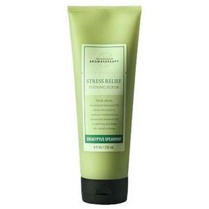 Bath & Body Works Aromatherapy Eucalyptus Spearmint Stress Relief Sudsing Scrub
