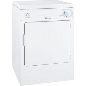 GE Electric Dryer DSKP333ECWW