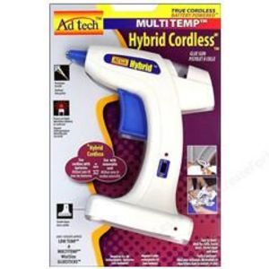 Ad Tech Multi-temp Hybrid Cordless Glue Gun