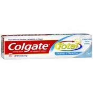 Colgate Total Enamel Strength Toothpaste