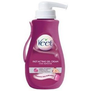 Veet Suprem Essence Fast Acting Gel Cream Hair Remover