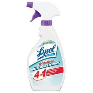Lysol Disinfectant Antibacterial 4 in 1 Kitchen Cleaner Reviews – Viewpoints