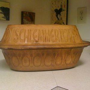 Scheurich-Keramik Schlemmertopf Baking Pot