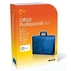 Microsoft Office 2010 Professional Plus - License & SA (26905577)