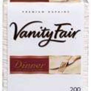 Vanity Fair Elegant (Premium) Dinner Napkins