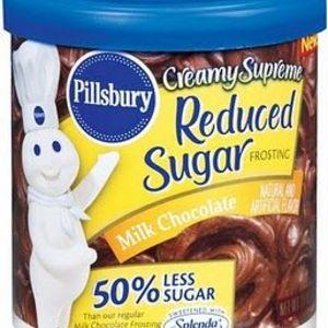 Pillsbury Reduced Sugar Frosting - Chocolate