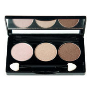 NYX Trio Eyeshadow - Aloha/Mink Brown/Deep Bronze TS15