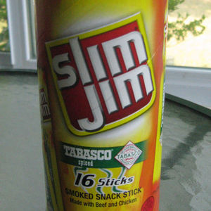 Slim Jim Tabasco