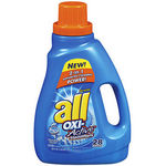 All Oxi-Active Stainlifters Liquid Laundry Detergent