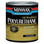 Minwax Water-based, Oil-modified Polyurethane