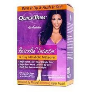 QuickTrim Burn & Cleanse 14 Day Metabolic Makeover
