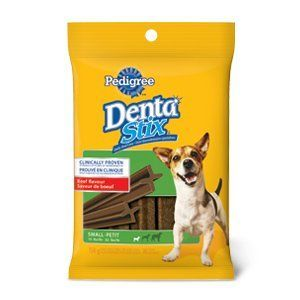 Pedigree Dentastix Daily Oral Care Snack Food for Dogs